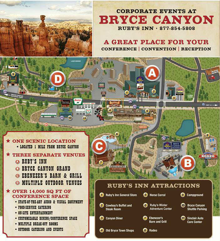 Lodging In Bryce Canyon