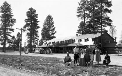 Ruby's inn 1930's
